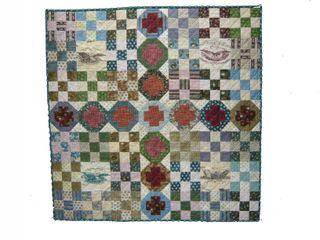 Clara Barton quilt from Jill Reid