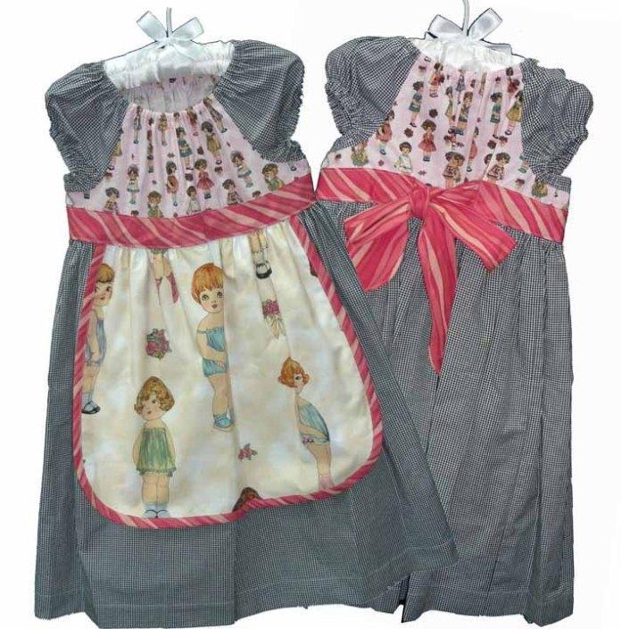 Joyce Yarling dress copy