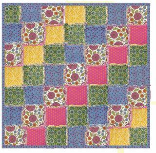 Gypsy Garden Quilt copy