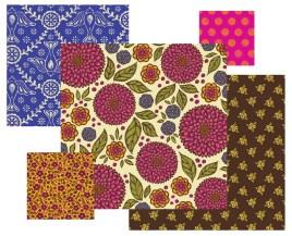 Gypsy Garden garden fabrics