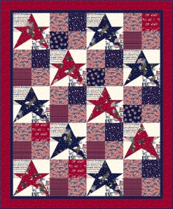 American Tribute Quilt