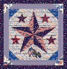 American Tribute All Star Tribute Quilt copy