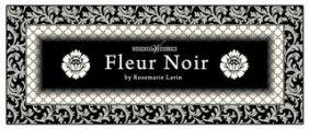 Fleur Noir Sign