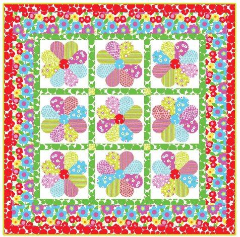 Pocket Full of Posies Flower Garden Brochure-1