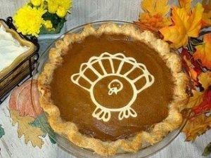 Turkey-Pumpkin-Pie-For-Thanksgiving
