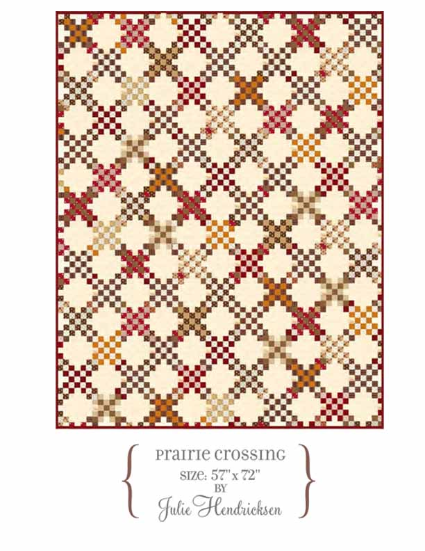 Prairie Crossing quilt