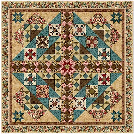 Wc quilt