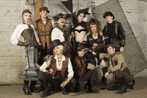 Steampunk-group
