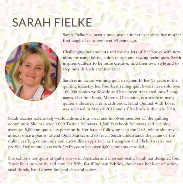 Sarah Fielke