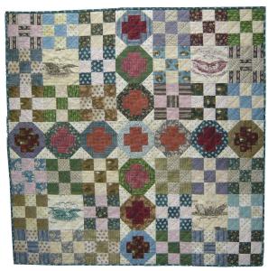 Clara's Cross Quilt