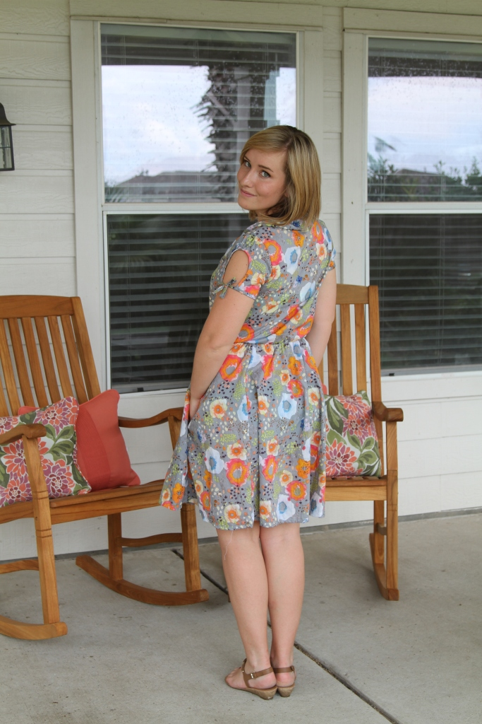 Clara Dress by Sew Liberated