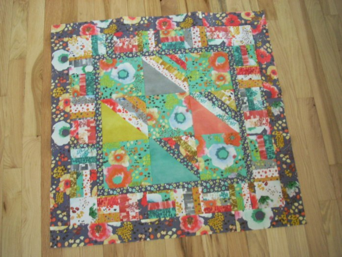 Silly Mama Quilts  Flora Project