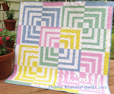 Stella Quilt by Debby Kratovil