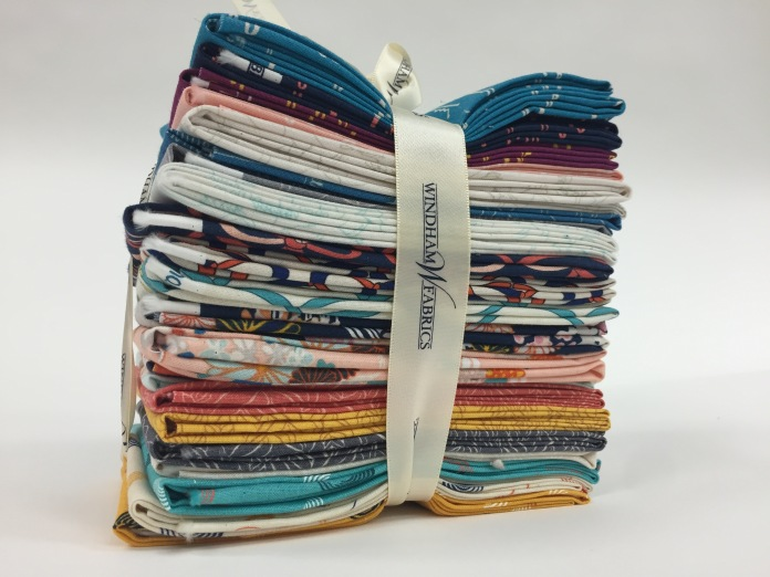 Good Hair Day by Kim Andersson for Windham Fabrics Fat Quarter Bundle