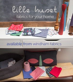 Neighborhood fabric by Alyson Beaton for WIndham Fabrics