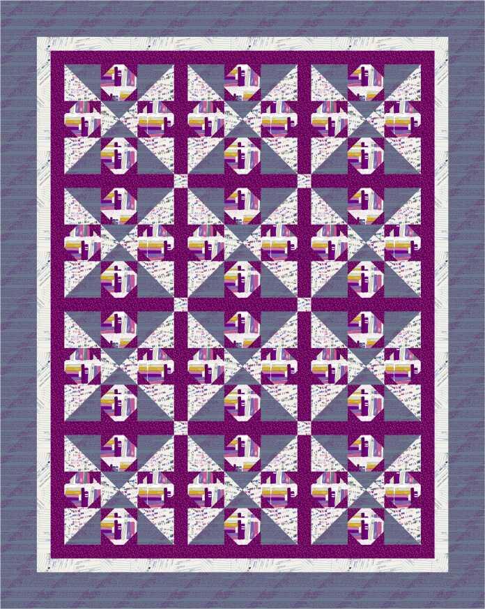 3 Inversion Quilt 1a