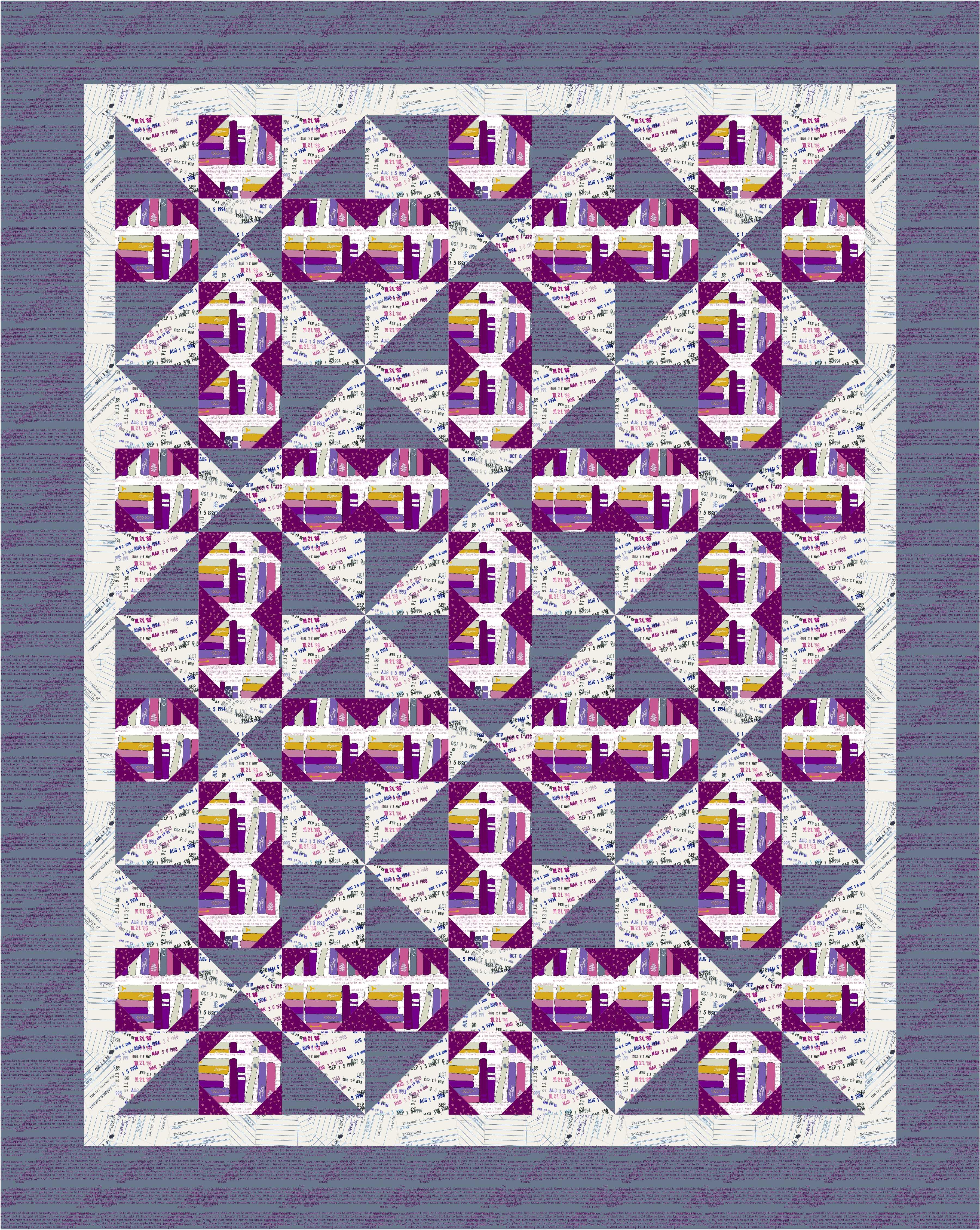 5 Inversion quilt 2