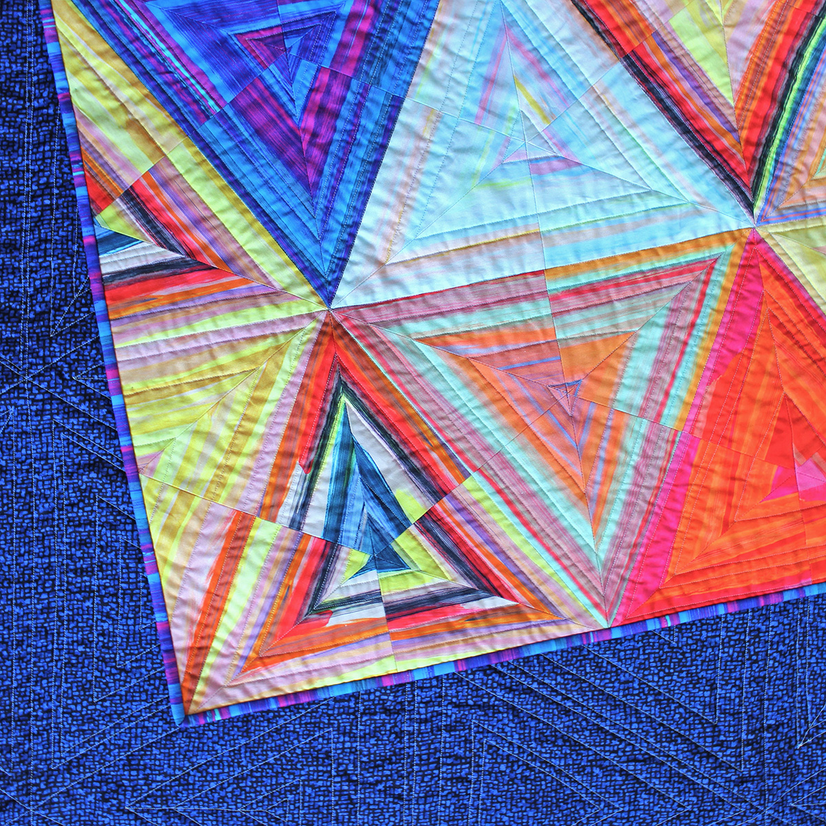 refract quilt detail